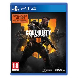 Call of Duty: Black Ops 4 (Specialist Edition) (Hra PS4)