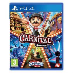 Carnival Games (Hra PS4)
