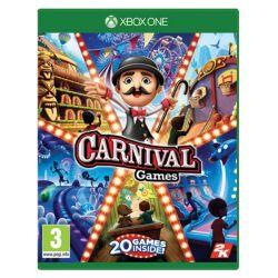 Carnival Games (Hra XboxOne)