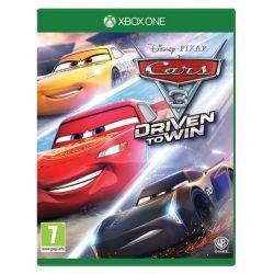 Cars 3: Driven to Win (Hra XboxOne)