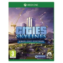 Cities: Skylines (Xbox One Edition) (Hra XboxOne)