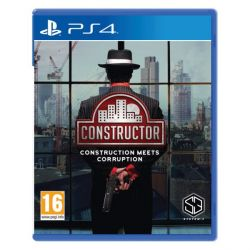 Constructor (Hra PS4)