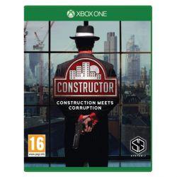 Constructor (Hra XboxOne)