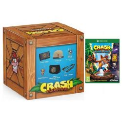 Crash Bandicoot N.Sane Trilogy (ProGamingShop Deluxe Edition) (Hra XboxOne)