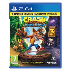 Crash Bandicoot N.Sane Trilogy (Hra PS4)