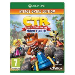Crash Team Racing Nitro-Fueled (Hra XboxOne)