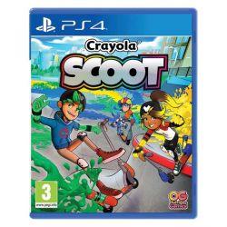 Crayola Scoot (Hra PS4)