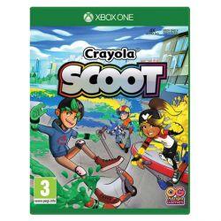 Crayola Scoot (Hra XboxOne)