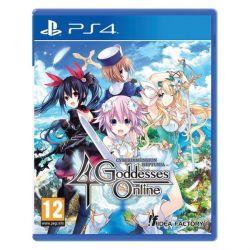 Cyberdimension Neptunia: 4 Goddesses Online (Hra PS4)