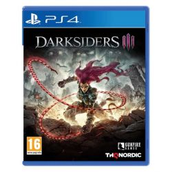 Darksiders 3 (Hra PS4)