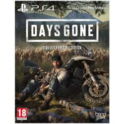 Days Gone CZ (Collector's Edition) (Hra PS4)