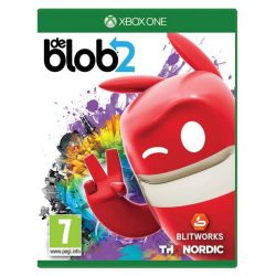 de Blob 2 (Hra XboxOne)