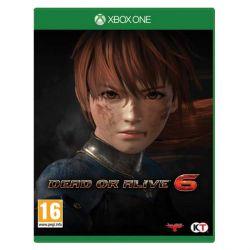 Dead or Alive 6 (Hra XboxOne)