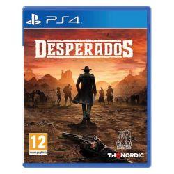 Desperados 3 (Hra PS4)