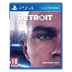 Detroit: Become Human CZ (Hra PS4)