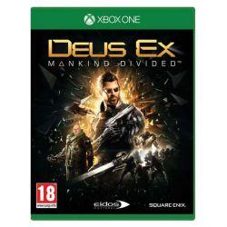 Deus Ex: Mankind Divided (Hra XboxOne)
