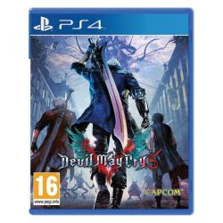 Devil May Cry 5 (Hra PS4)