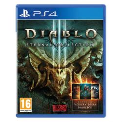 Diablo 3 (Eternal Collection) (Hra PS4)