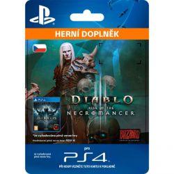 Diablo 3 Rise of the Necromancer (CZ) (Hra PS4)