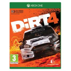 DiRT 4 (Hra XboxOne)