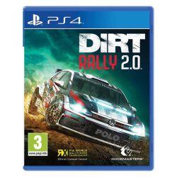 DiRT Rally 2.0 (Hra PS4)