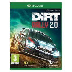 DiRT Rally 2.0 (Hra XboxOne)