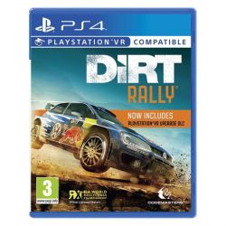 DiRT Rally VR  (Hra PS4)