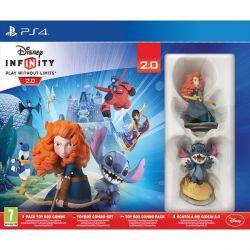 Disney Infinity 2.0: Disney Originals (Toy Box Combo Pack) (Hra PS4)