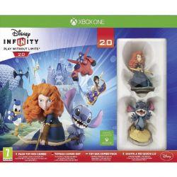 Disney Infinity 2.0: Disney Originals (Toy Box Combo Pack) (Hra XboxOne)