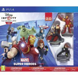 Disney Infinity 2.0: Marvel Super Heroes (Starter Pack) (Hra PS4)