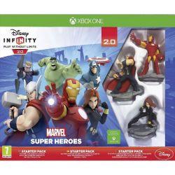 Disney Infinity 2.0: Marvel Super Heroes (Starter Pack) (Hra XboxOne)