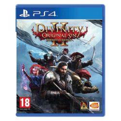 Divinity: Original Sin 2 (Definitive Edition) (Hra PS4)