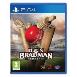 Don Bradman Cricket 17 (Hra PS4)