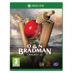 Don Bradman Cricket 17 (Hra XboxOne)