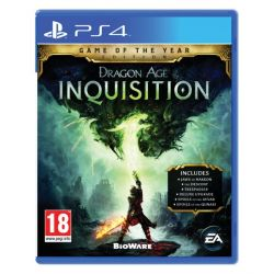 Dragon Age: Inquisition (Game of the Year Edition) (Hra PS4)