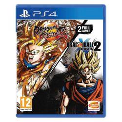 Dragon Ball FighterZ   Dragon Ball: Xenoverse 2 (Hra PS4)