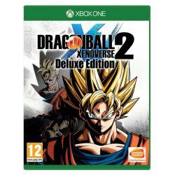 Dragon Ball: Xenoverse 2 (Deluxe Edition)  (Hra XboxOne)