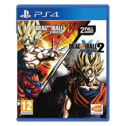 Dragon Ball: Xenoverse   Dragon Ball: Xenoverse 2 (Hra PS4)