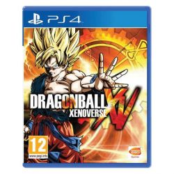 Dragon Ball: Xenoverse (Hra PS4)
