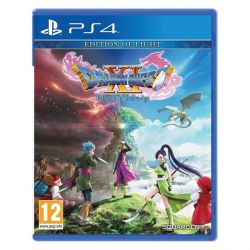 Dragon Quest 11: Echoes of an Elusive Age (Edition of Light) (Hra PS4)