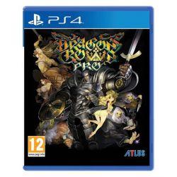 Dragon's Crown Pro (Hra PS4)