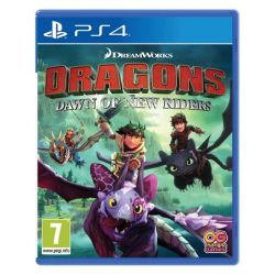 Dragons: Dawn of New Riders (Hra PS4)