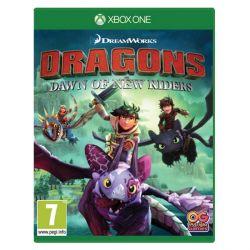 Dragons: Dawn of New Riders (Hra XboxOne)