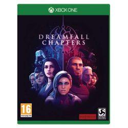 Dreamfall Chapters (Hra XboxOne)