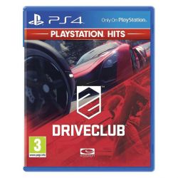DRIVECLUB (Hra PS4)