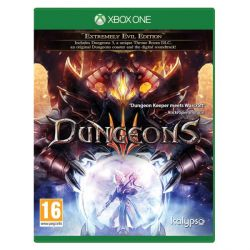 Dungeons 3 (Extremely Evil Edition) (Hra XboxOne)