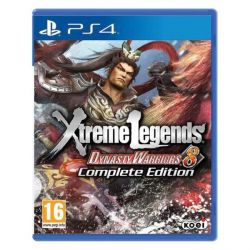 Dynasty Warriors 8: Xtreme Legends (Complete Edition) (Hra PS4)