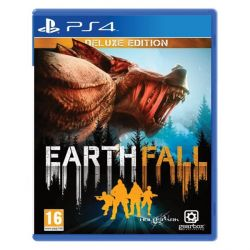 Earthfall (Deluxe Edition) (Hra PS4)