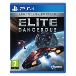 Elite Dangerous (Legendary Edition) (Hra PS4)