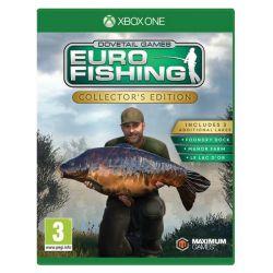 Euro Fishing (Collector's Edition) (Hra XboxOne)